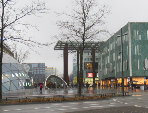 Paseando por el Centro Histórico de Eindhoven