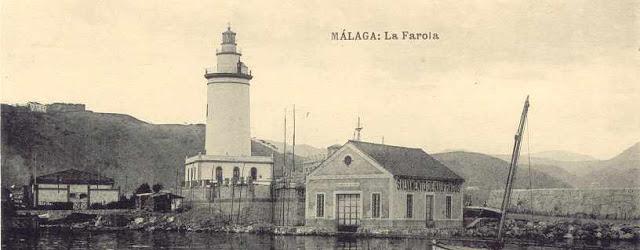 Farola de Málaga