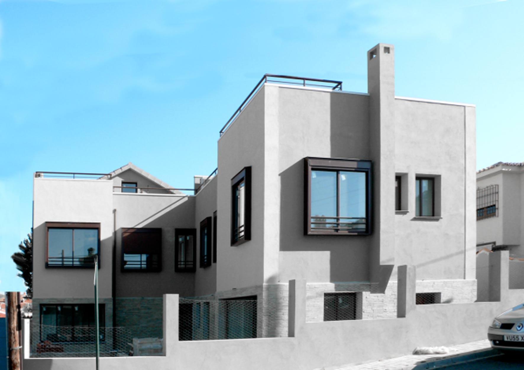 Arquitectos de casas en Malaga