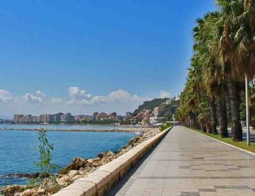 Paseos Marítimos en Málaga