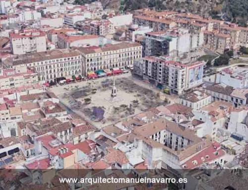 El Vacío Urbano de la polémica en Málaga