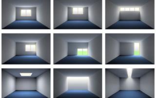 Nuevos Edificios Con Luz Natural