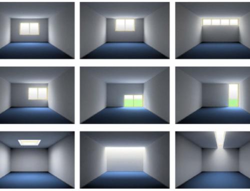 Nuevos edificios de Luz Natural