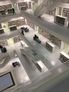 Arquitectura bibliotecas