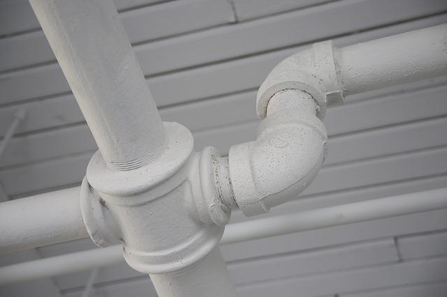 Tipos de deficiencia por calificación en la ITE: deficiencias de fontanería y saneamiento. Tuberías.